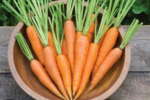 Заморозка моркови является вполне безопасным и практичным способом хранения